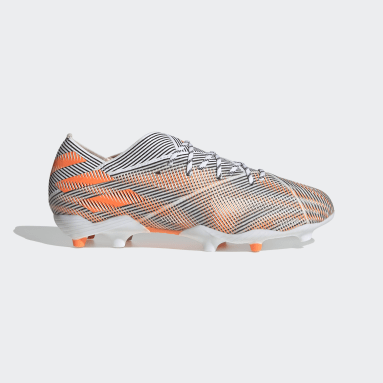 Nemeziz.1 Firm Ground fotballsko Hvit