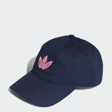 Originals Blue Graphic Cap