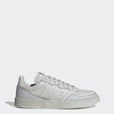 Women Originals Grey Supercourt Shoes