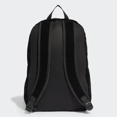 Børn Originals Sort Adicolor Velvet rygsæk