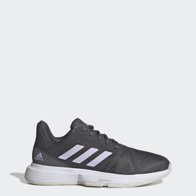 Women's Tennis Grey CourtJam Bounce Shoes
