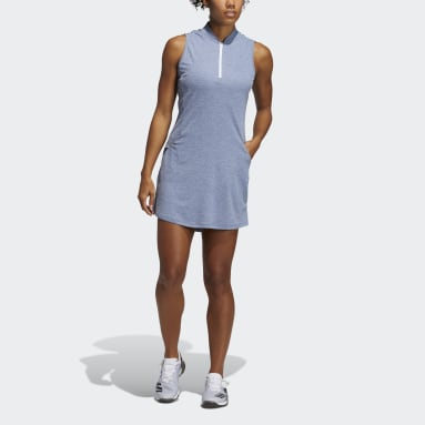 Women Golf Blue Primegreen HEAT.RDY Dress