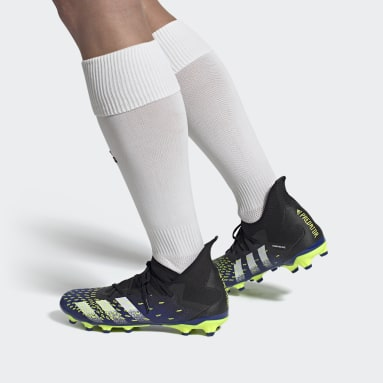 Chaussure Predator Freak.3 Multi-surfaces Noir Football