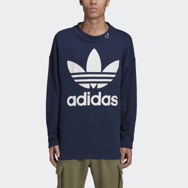 Men Originals Blue HM Sweatshirt