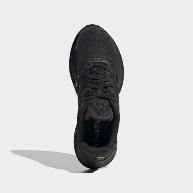 Kids 4-8 Years Running Black Duramo SL Shoes