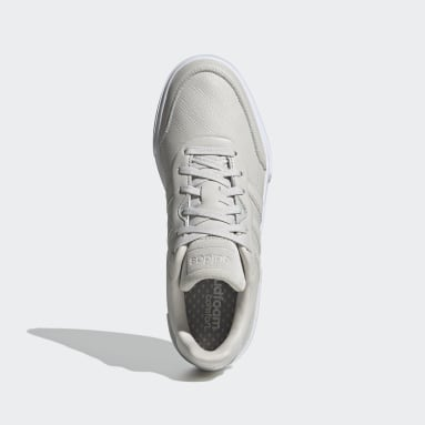 Women Tennis Grey Clubcourt Shoes