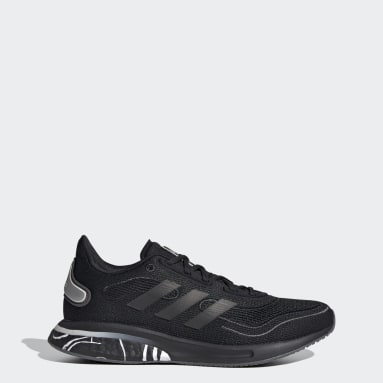 Women's Running Black Supernova Glam Pack Shoes