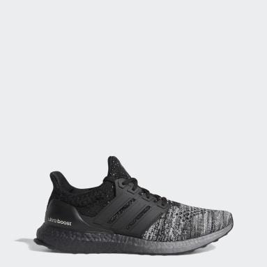 Men Running Grey Ultraboost 4.0 DNA Shoes