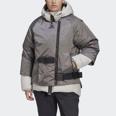 Women City Outdoor Grey COLD.RDY Down Jacket