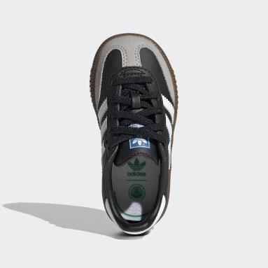 Samba OG Shoes Bialy