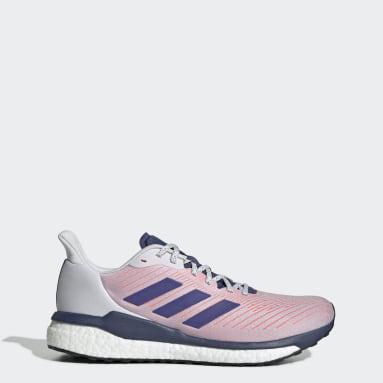 Running Grey SolarDrive 19 Shoes