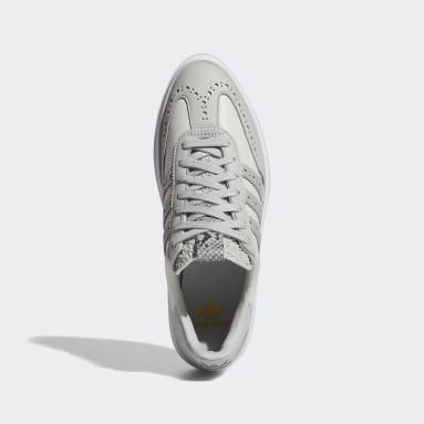 Women's Originals Grey adidas Sleek Super 72 Shoes