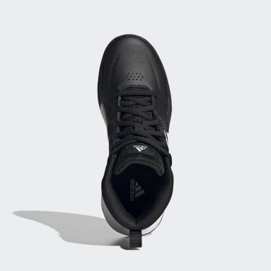 Chaussure Own The Game Wide noir Enfants Basketball