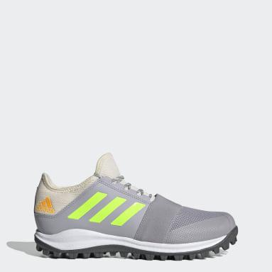Χόκει Επί Χόρτου Γκρι Divox 1.9S Shoes
