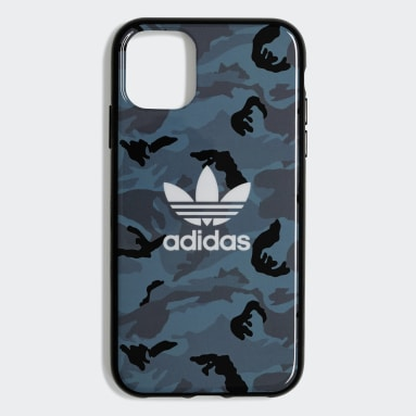 Allover Print iPhone 11 Snap Case Zielony