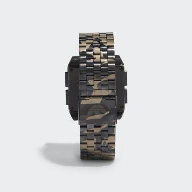 Originals Groen ARCHIVE_M1 Horloge