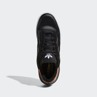 Originals Black Forum Low TT Shoes