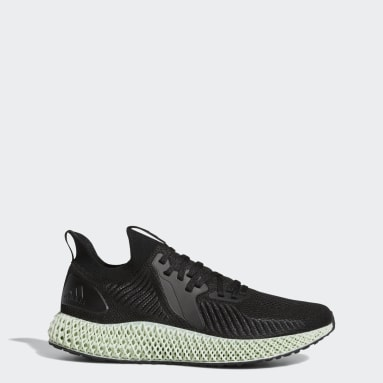 Løb Sort AlphaEdge 4D sko