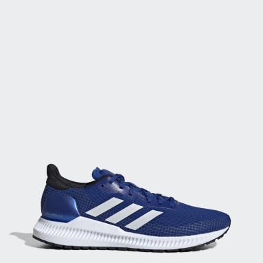 Men Running Blue Solar Blaze Shoes