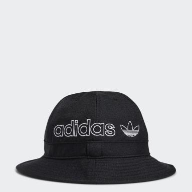 Originals Black Bell Bucket Hat