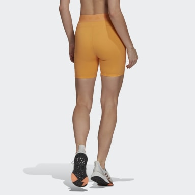 Dames Fitness En Training Oranje Speed Creation Short