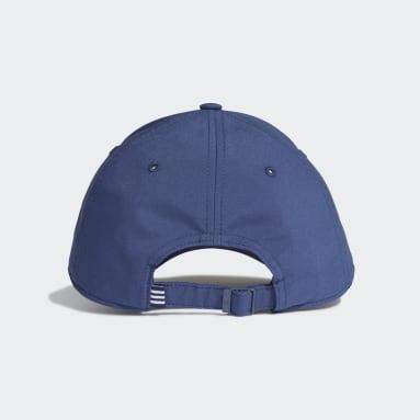 Volleyball Blue Baseball Cap