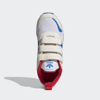 Kinder Originals ZX 700 HD Schuh Weiß
