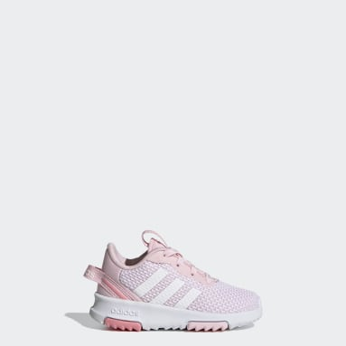 Kids Running Pink Racer TR 2.0 Shoes