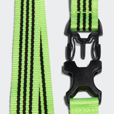 Training Green Lanyard