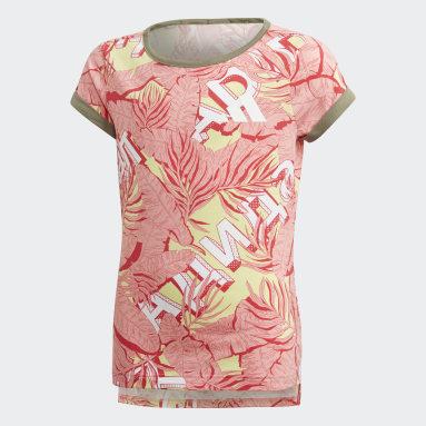 T-shirt The Pack Bianco Ragazza Sportswear