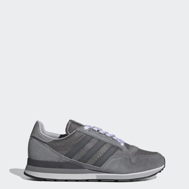ZX 500 Shoes Szary