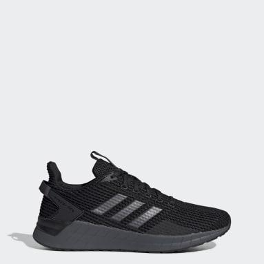 Men Running Black Questar Ride Shoes