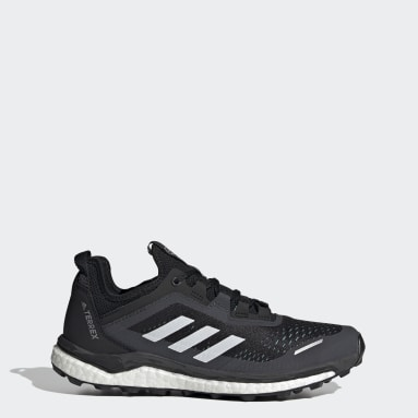 Dam TERREX Svart Terrex Agravic Flow Trail Running Shoes