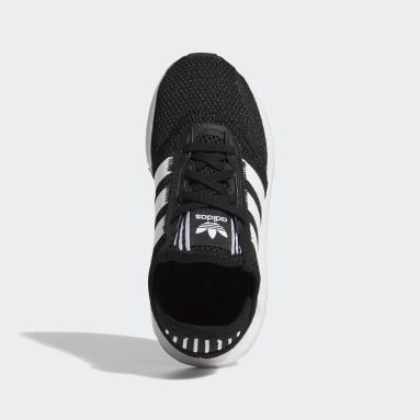 Scarpe Swift Run X Nero Bambini Originals