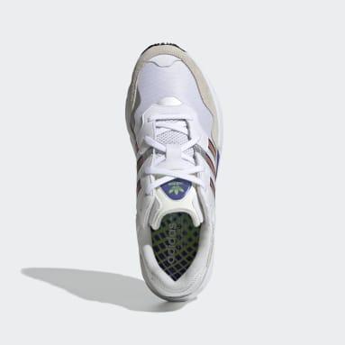 Tenis Yung-96 Blanco Hombre Originals