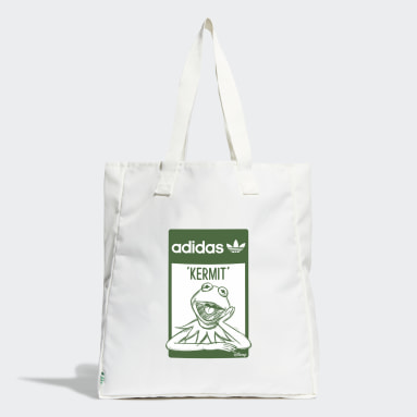Originals Kermit Shopper Tragetasche Weiß