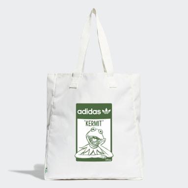 Originals Hvid Kermit shoppertaske