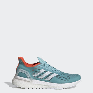Women Running Blue Ultraboost PB Shoes