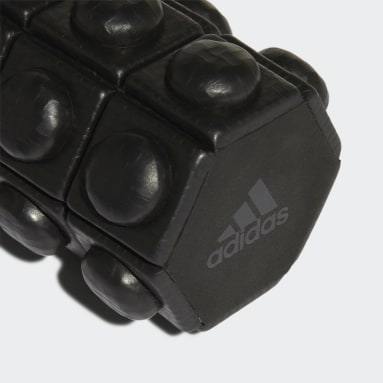 Minirodillo de espuma Negro Yoga