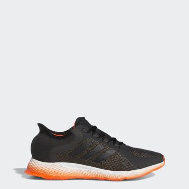 Women Running Black FOCUSBREATHEIN Shoes