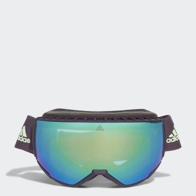 Masque de ski SP0039 Bleu Sports D'hiver