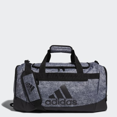 Training Grey Defender Duffel Bag Medium