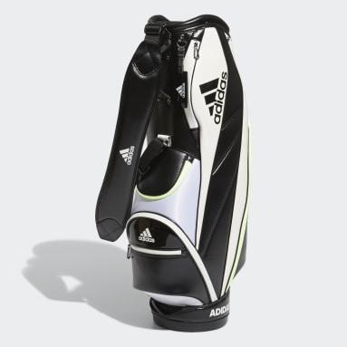 Golf White adidas Golf New Caddy Bag