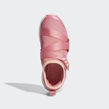 Kinder Running FortaRun X Schuh Rosa