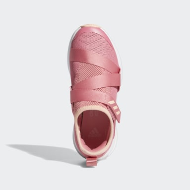 Scarpe FortaRun X Rosa Bambini Running