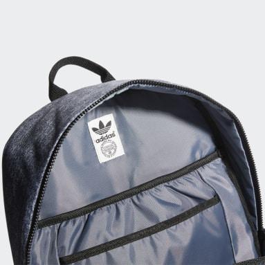 Originals Grey National 3-Stripes Backpack