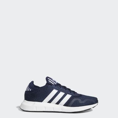 Youth 8-16 Years Originals Blue Swift Run X Shoes