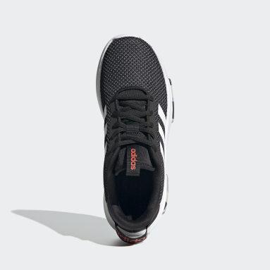 Kids Essentials Black Racer TR 2.0 Shoes
