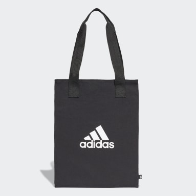 ไลฟ์สไตล์ สีดำ กระเป๋าช้อปปิ้งผ้าแคนวาส
