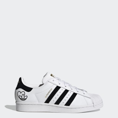 Tenis Superstar Blanco Mujer Originals